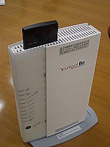 Yahoo! BB ADSLモデムの電話転送開始ボタンの意味とは?-光BBユニットにIP電話の機能と電話転送開始ボタン