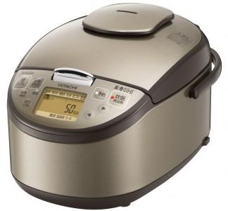 第7位:日立 【圧力IH】 炊飯器(5.5合用) RZ-BG10M(T) 還元率34.70% 茨城県日立市の返礼品